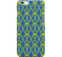 Acid Green Design C iPhone Case/Skin