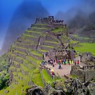 Machu Pichu 2, the remains of the Inca Civilization by TheSpaniard