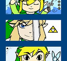 Link's Legend by CriticalError