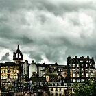 Edinburgh skyline #2 by Agnes McGuinness