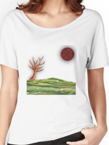 Wake To Greet The Morning IV Women's Relaxed Fit T-Shirt