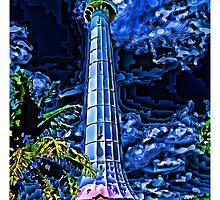 Tarot Tower by WhisperGently