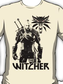 The Witcher 3 Wild Hunt (Black) T-Shirt