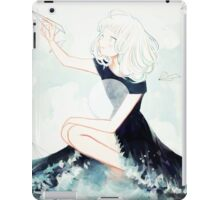 messages across the sea iPad Case/Skin