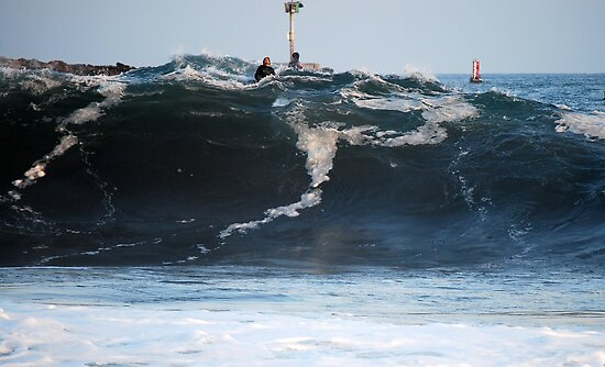 Over the Lip by Talo Pinto
