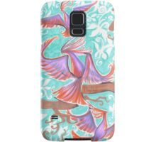 Crazy Birds! Samsung Galaxy Case/Skin