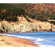 Aspy Bay,Cape Breton Photographic Print