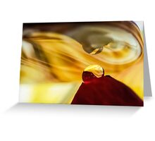 Grateful Is the Dawning Light Greeting Card