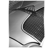 '34 DeSoto Grill #1 Poster
