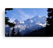 The Crown Jewel Canvas Print
