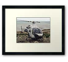 Air Ambulance Framed Print