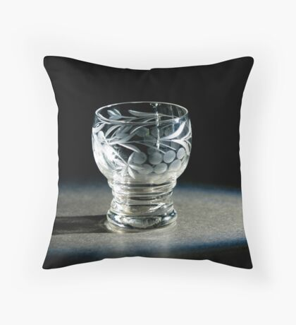 Last of the line Throw Pillow