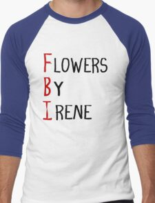 Flowers By Irene Men's Baseball ¾ T-Shirt