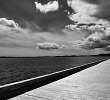 On The Boardwalk by Craig Blanchard