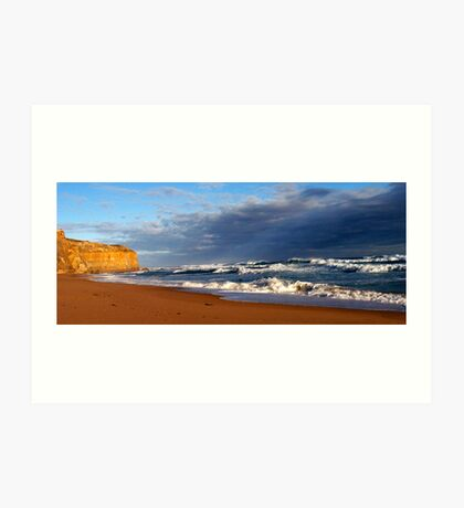 Port Campbell in Winter Art Print