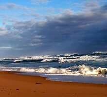 Port Campbell in Winter by Paige