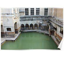 The Bath At Bath Poster