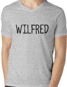 Wilfie Mens V-Neck T-Shirt