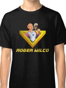 Janitor-Explorer Wilco Classic T-Shirt