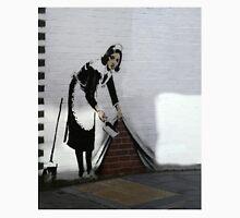 Banksy maid  Unisex T-Shirt