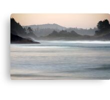 Chesterman Beach, Sunrise Canvas Print