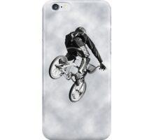 Biking Big Air  iPhone Case/Skin