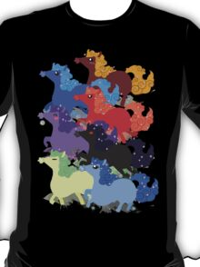 My Little Primal Ponies T-Shirt