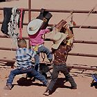 Gettin' Ready To Rodeo by BarneyB