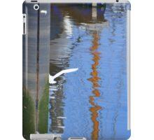 Egret Fishing Blooper.......... iPad Case/Skin