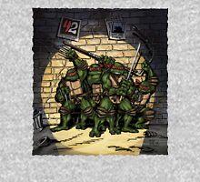 Ninja Turtles Classic Defence Stand Unisex T-Shirt