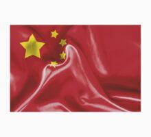 China Flag One Piece - Long Sleeve