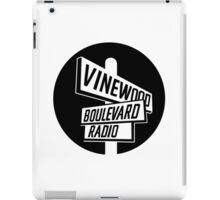 Vinewood Boulevard Radio iPad Case/Skin