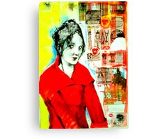 Clair Of Dreamlab Canvas Print