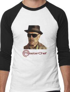 MasterChefHeisenberg Men's Baseball ¾ T-Shirt