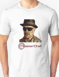 MasterChefHeisenberg Unisex T-Shirt