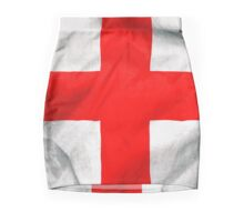 England Flag Mini Skirt