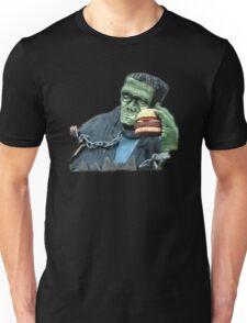 Buger Monster Unisex T-Shirt