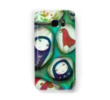 painted stones  Samsung Galaxy Case/Skin