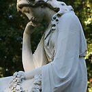 Amy in Thought by Bernadette Watts