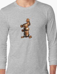 Two Monkey Long Sleeve T-Shirt
