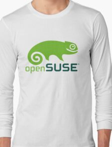 openSUSE Long Sleeve T-Shirt