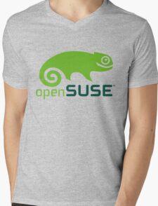 openSUSE Mens V-Neck T-Shirt
