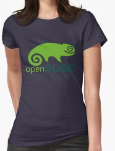 openSUSE Womens Fitted T-Shirt