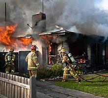 House Fire! by Allen Gray