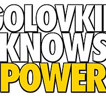 Gennady Golovkin - Golovkin Knows Power by liam175
