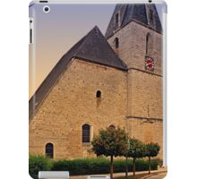 The village church of Kematen a.d. Krems II | architectural photography iPad Case/Skin