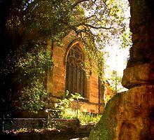 """The Garrison Church"" by Donna Ingham"