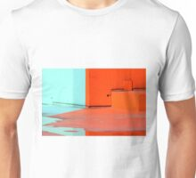 Paint and water reflection  Unisex T-Shirt