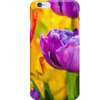Tulips Enchanting 10 iPhone Case/Skin