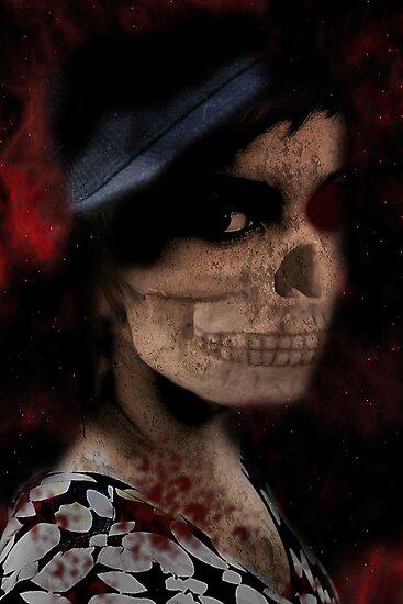 Scary woman.... by nishagandhi